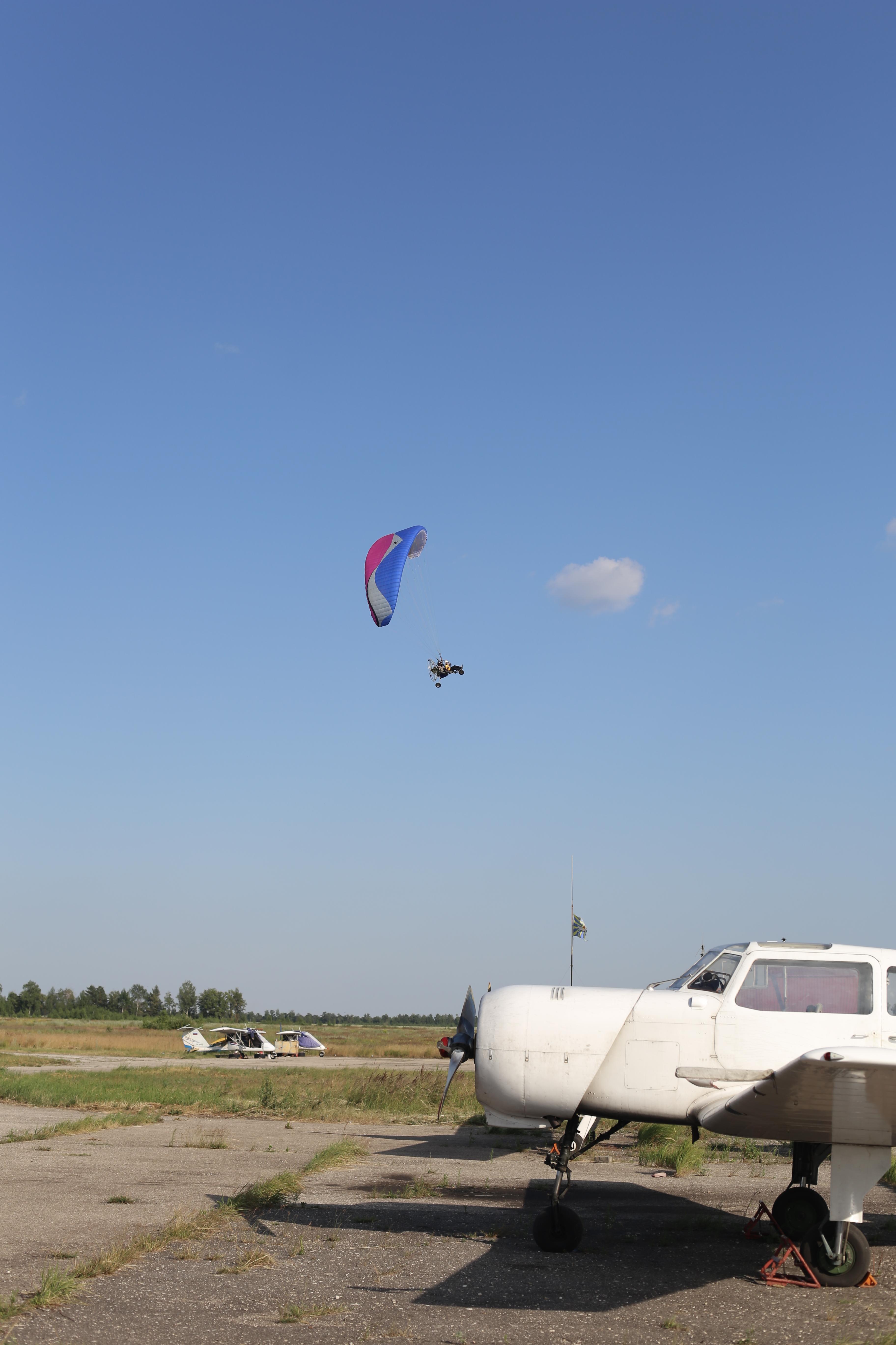 Авиационный центр Федерации СЛА Рязанской области «Панино»