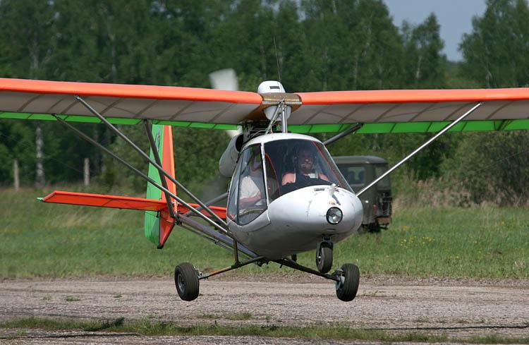 Легкомоторные самолет своими руками