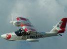 Первый серийный самолет-амфибия Борей
