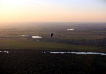 В Рязани завершился фестиваль воздухоплавания «Небо России»