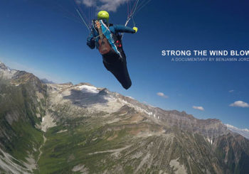 «Strong The Wind Blows» — о сложныйх полётах в Канадских горах