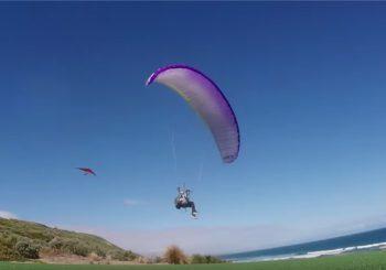 Парапланерная акробатика. FreeStyle Paragliding