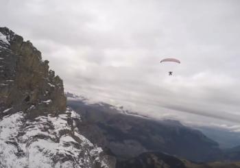 Бернские Альпы. Восхождение и полёт