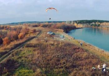 Маршрутный полет в Красноярском крае