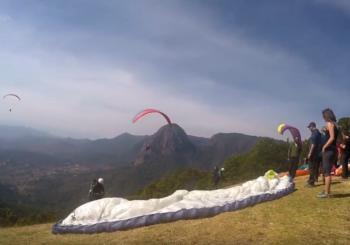 Соревнования по парапланеризму Monarca Paragliding Open 2019