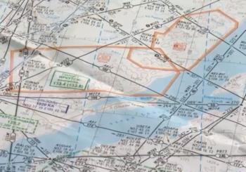 Как строят маршруты для самолетов?