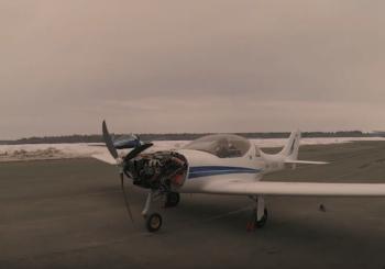 Карбоновый самолет Dynamic WT9. Как сделаны шасси