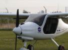 Самолёт Pipistrel Virus