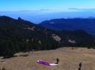 Полет над Расос де Пегера, Каталония