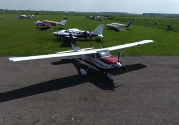 Обзор самолета Cessna 206