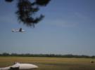 Полет на планере без двигателя