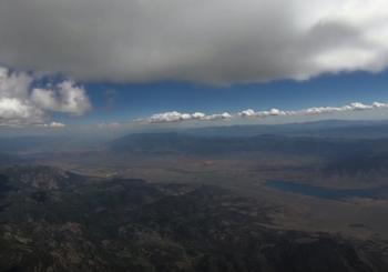 Полет на 218 км, Юта