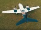 Test-flight самолета Piper Aerostar 700