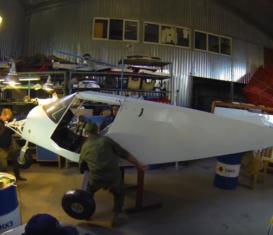 Как построить летающий внедорожник. Часть 8