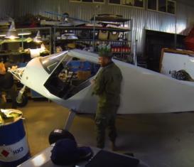 Как построить летающий внедорожник. Часть 9