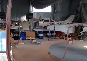 Как построить самолет VANS RV-10. Часть 2