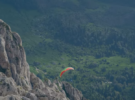 Спидфлаинг на Кавказе. Гора Фишт