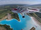 Полет над Новосибирском