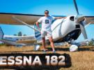 Освоение нового типа самолета. Отличие Cessna 182 от Cessna 172