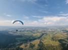Село Пилипец. Летний полет