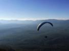 Полет с горы Шизе