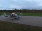 Знакомство с 60-летней Cessna 172B