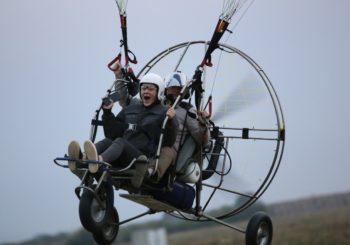 Паралёт. Фото и видео наших полётов над Рязанью осенью 2020 года