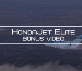HondaJet — самый необычный бизнес джет. Часть 2