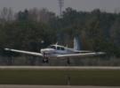 Тест-флайт самолета Mooney M20J