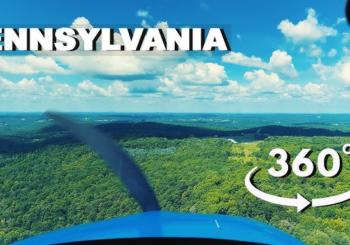 Красивые виды Америки в формате 360°