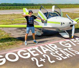 Семейный самолет GoGetAir G750